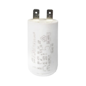 Condensateur 5uF/5µF ICAR Ecofill WB 4050 démarrage / permanent pour moteur – Cosses Faston 6,3mm