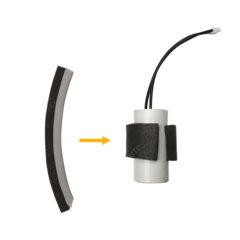 Mousse adhésive pour condensateur moteur Bubendorff / Somfy
